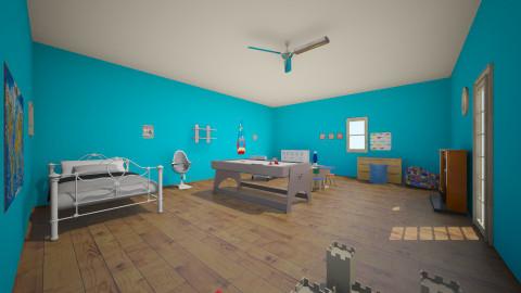 my room - Modern - Kids room  - by harmanthind5