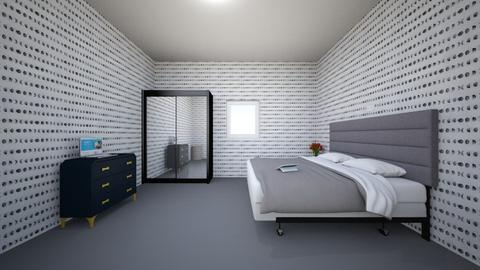 cah santos - Bedroom  - by carolyne_moreirah