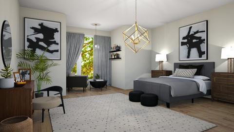 bedroom bb - Bedroom  - by elhamsal24
