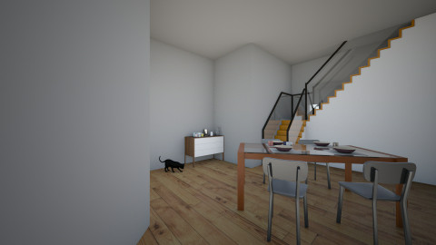 Family House_Dining room - Dining room - by farrahgowar