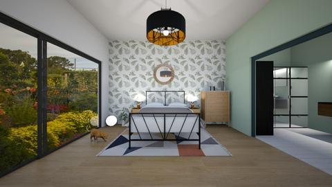 Bedroom suite 3 - Bedroom  - by Marion_