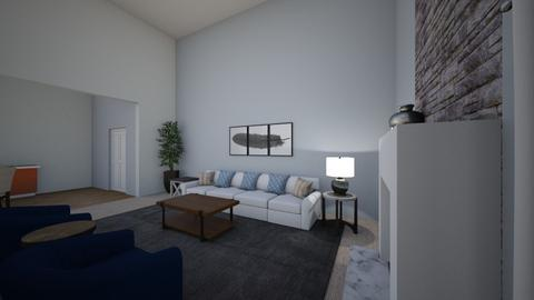 SharedRoom - Living room  - by whoishodor