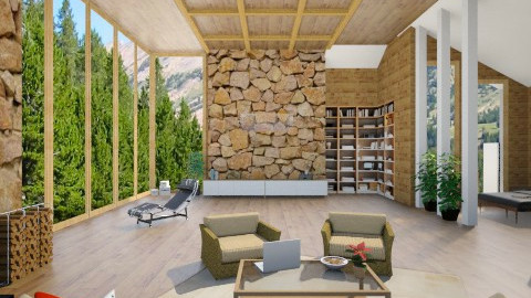 Living dream - Modern - Living room - by accaz