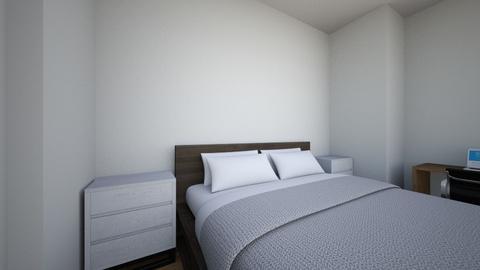 idk - Modern - Bedroom  - by fatima2009