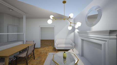 magdykuchnia17_d - Living room  - by agasemrau