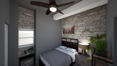 my real life room - Bedroom  - by rylan9854