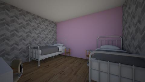 9001 - Kids room - by LeLebear