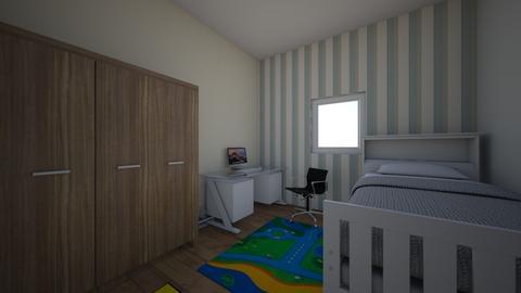 bedroom - Kids room  - by alina_0312