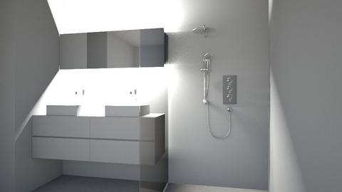 Bathroom RC ilot bath - Bathroom  - by shute