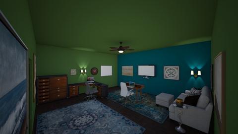 School Room_Arthur - Office  - by Rsvo64