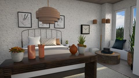 Paloma - Bedroom  - by LillMiaaa