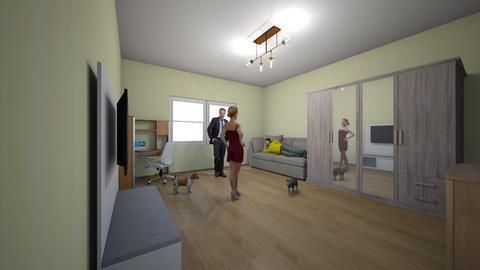 Naice  - Bedroom  - by Kostyadafaffd