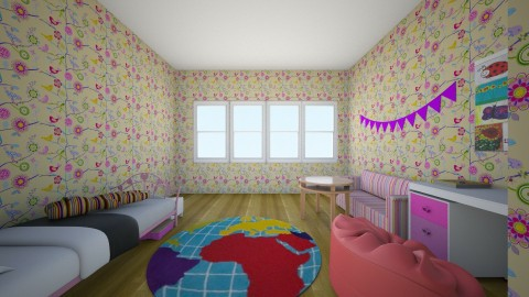 In my dream - Classic - Kids room  - by sisitoowee
