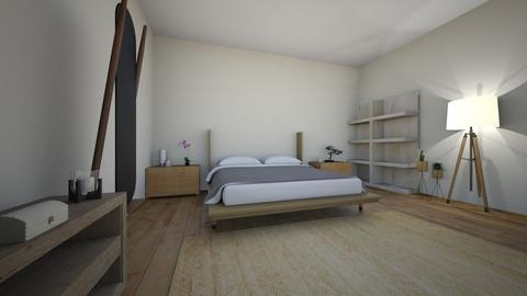 mi bb y yo - Minimal - Bedroom  - by antosss