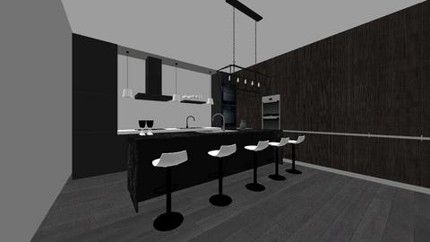 Modern cook - Modern - Kitchen - by neha123