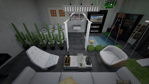 balcony - Living room  - by enotbillies