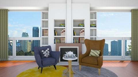 new - Living room  - by Vivi fauziaah