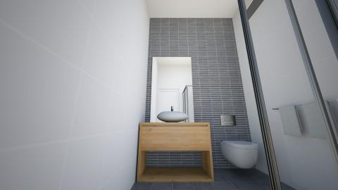 Bathroom - Minimal - Bathroom  - by jdchanel