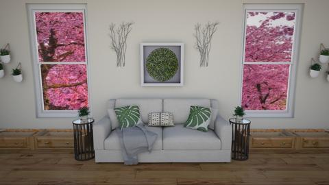 spring living room - by ejgirl67