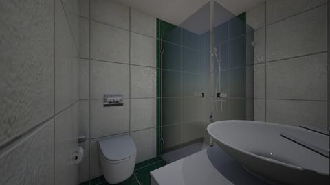 BaTH - Modern - Bathroom  - by IuliaM03