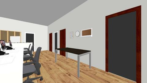 Workroom remix 2 - Minimal - Office  - by elizabethkarr