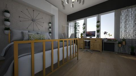 Eco Bedroom - Bedroom  - by Lyshjelm