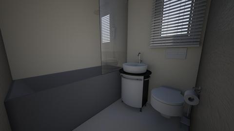 House Renovation Full - Minimal - Bathroom  - by jafta