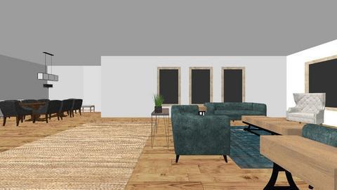 future plan - Living room  - by onatt