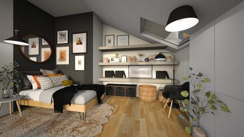 5122020 - Bedroom  - by MiaM
