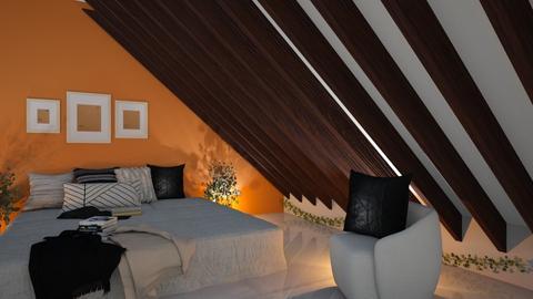 Hazel - Bedroom  - by Meghan White