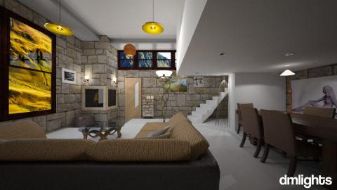 L1 - Living room - by DMLights-user-1011874