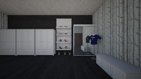 vars dressing room 3 - Living room - by varshitha