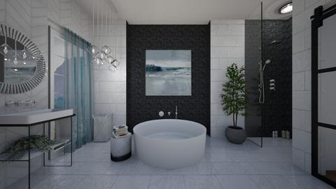 Bathroom - Bathroom  - by Emily Dobson