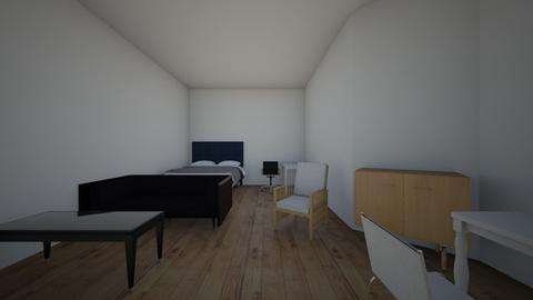 MICHAELS COOL ROOM - Modern - Bedroom  - by mvaughan69