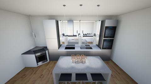 Family kitchen - Kitchen  - by LeoTheLop