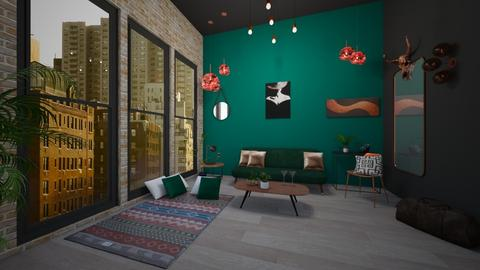 MYSTYLE - Living room - by Robert_Roisgard