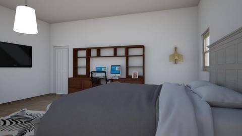 My bedroom - Bedroom  - by orlandoc
