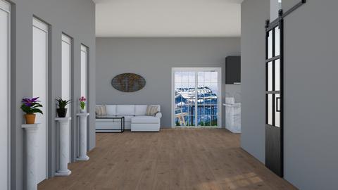 Big LR - Modern - Living room  - by Kat1121