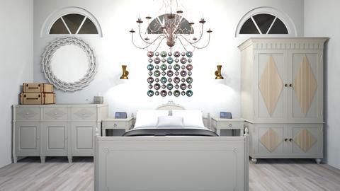 boho bedroom - Bedroom  - by Max30