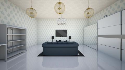 NJK - Bedroom - by harrah tan