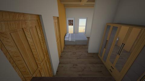 eman bedroom2 - Modern - Bedroom  - by Alwel