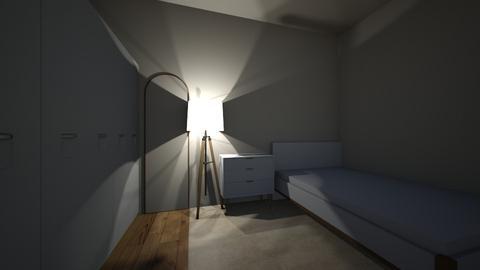 fever - Minimal - Bedroom  - by florwciita