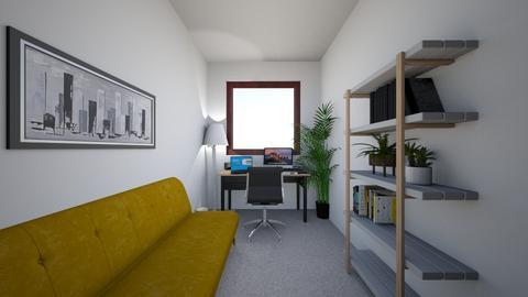 Office Part 3 new desk - Office  - by gburch