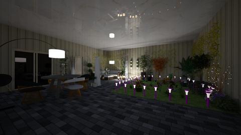 patio  - Modern - by vixho