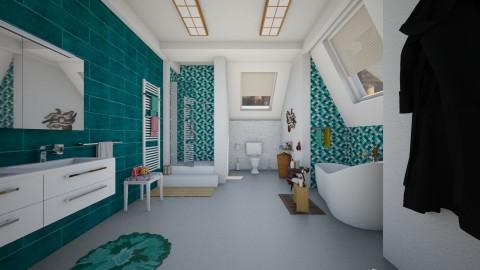 BATHROOM - Bathroom  - by Conchy