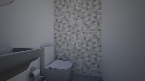 bano visitas - Bathroom  - by marromeyer