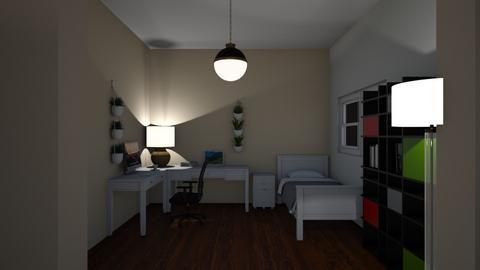 Habitacion 2 - Bedroom  - by juancruzjy