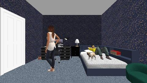 Inku Bedroom - Modern - Bedroom  - by Inku203