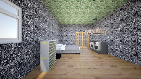 zip_boss - Bedroom  - by brutenoob6