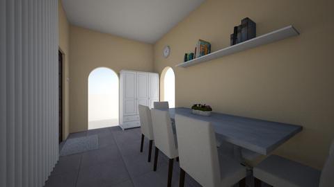 Tivcsi - Modern - Dining room  - by Ritus13